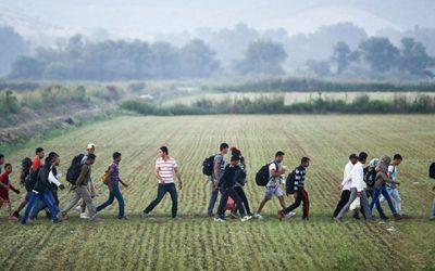 Αναζητώντας νέες εστίες: άνθρωποι σε κίνηση, κοινωνίες σε στάση;
